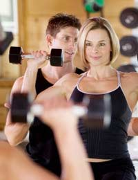 Personal Trainer Training Fitness